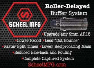 Roller-Delayed Buffer System